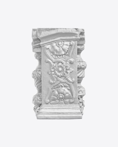 Column w/ Relief
