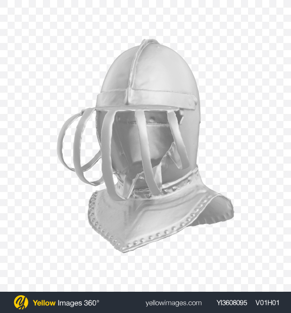 Download Medieval Helmet Transparent PNG on YELLOW Images