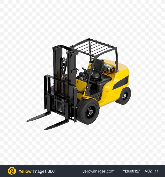 Download Forklift Transparent PNG on PNG Images