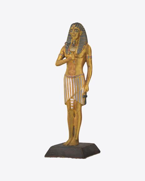 Pharaoh Statuette