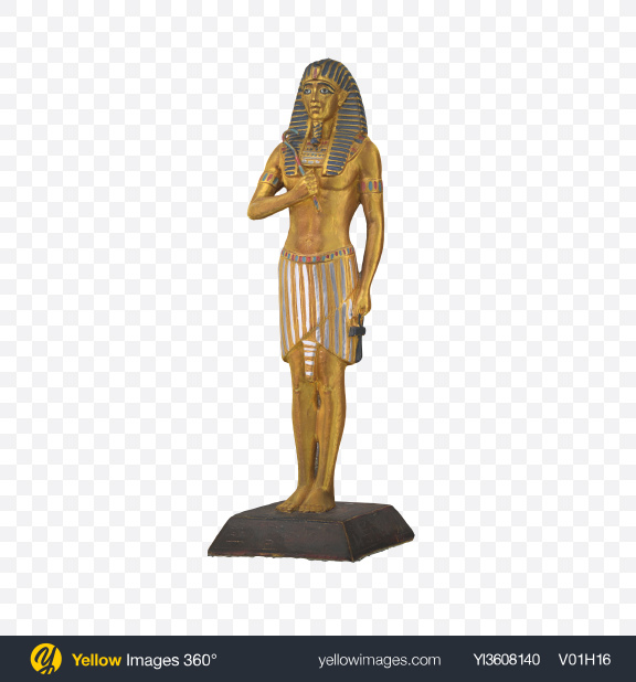 Download Pharaoh Statuette Transparent PNG on PNG Images