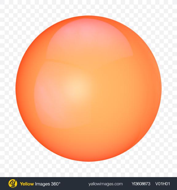 Download Orange Metaball Element Transparent PNG on PNG Images