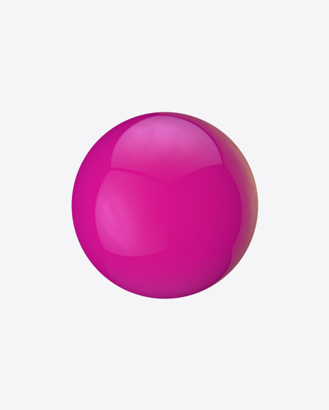 Pink Metaball Element