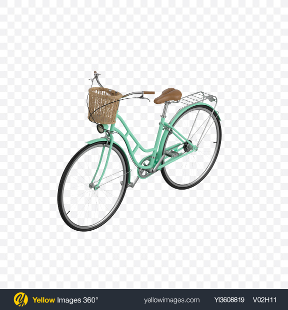 Download Retro Women's Bicycle Transparent PNG on PNG Images