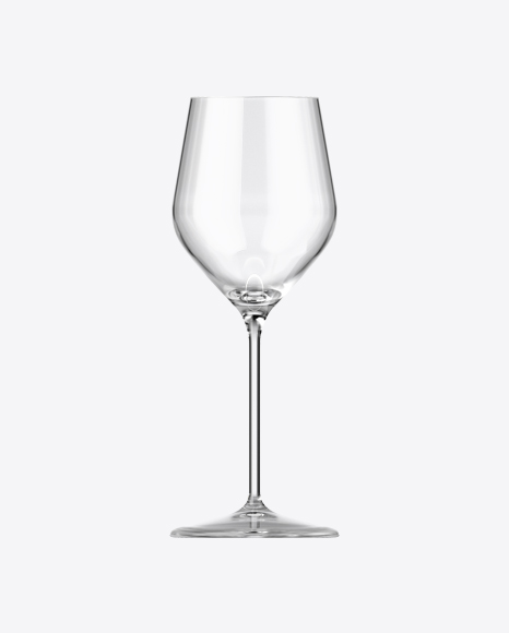 Empty Wine Glass