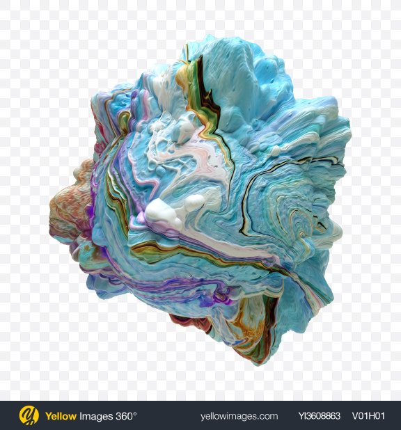 Download Colored Abstract Object Transparent PNG on PNG Images