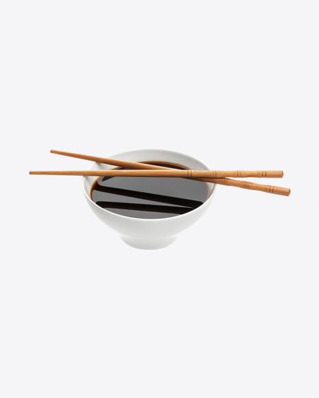 Soy Sauce with Wooden Sticks