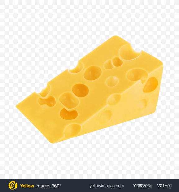 Download Maasdam Cheese Block Transparent PNG on YELLOW Images