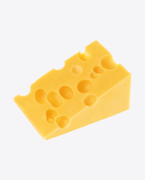 Maasdam Cheese Block