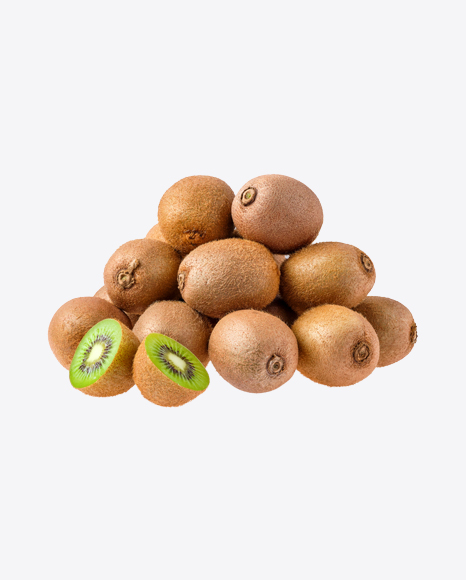 Pile of Kiwi Fruit