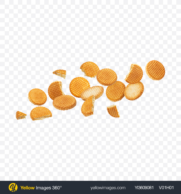 Download Cookies Set Transparent PNG on YELLOW Images