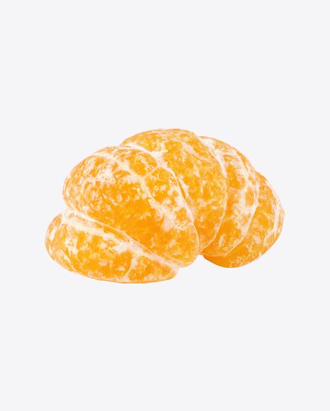 Half of Tangerine