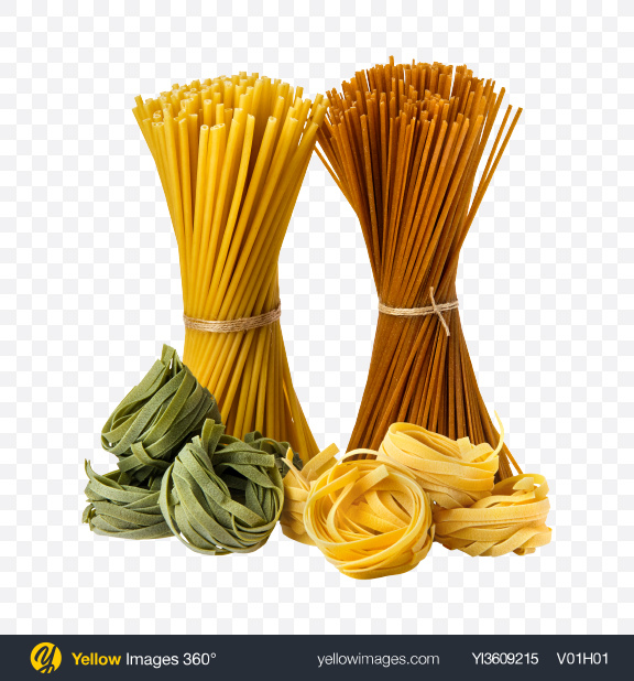 Download Pasta Set Transparent PNG on YELLOW Images
