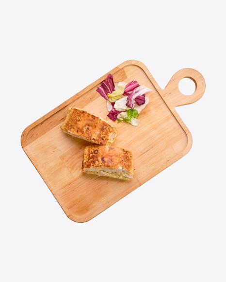 Wheat Sandwiches w/ Chicken & Salad