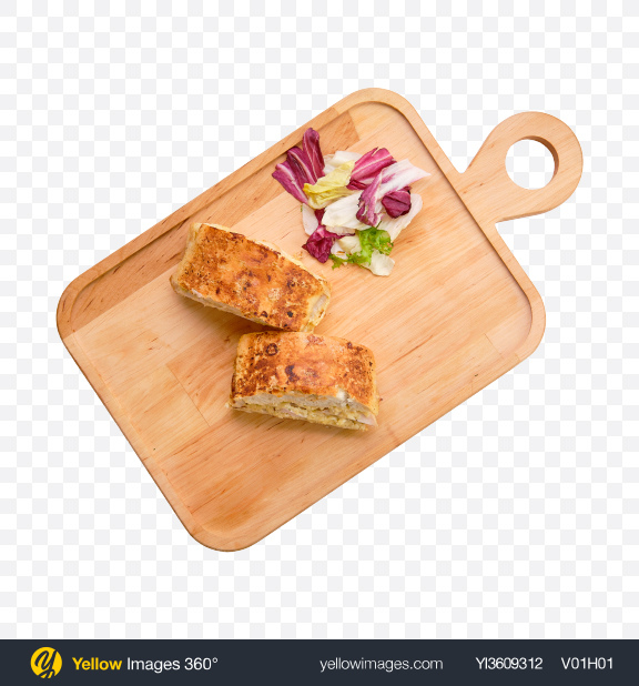 Download Wheat Sandwiches w/ Chicken & Salad Transparent PNG on YELLOW Images