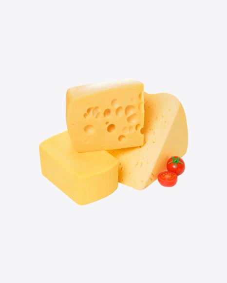 Cheese Blocks Set