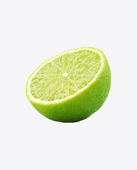 Half of Lime