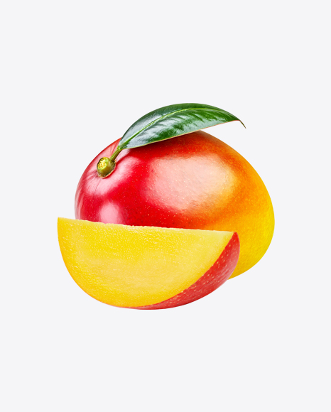 Mango w/ Slice