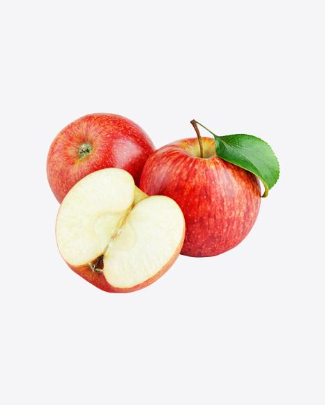 Red Apples Set