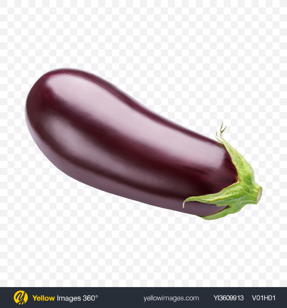 Download Eggplant Transparent PNG on YELLOW Images
