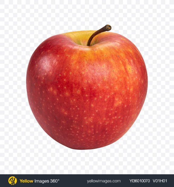 Download Red Apple Transparent PNG on YELLOW Images