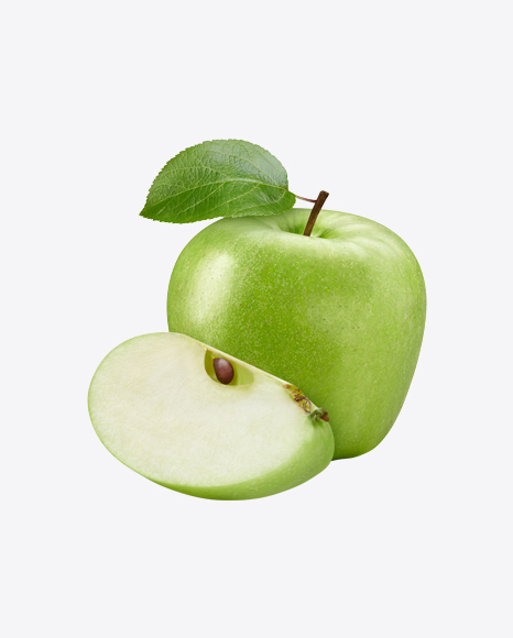 Green Apple Slices