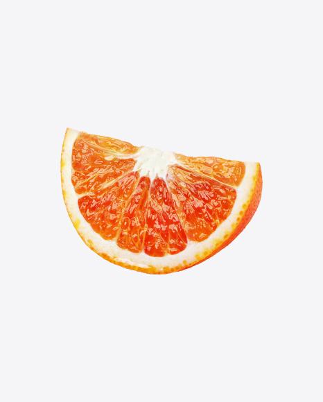 Red Orange Slice