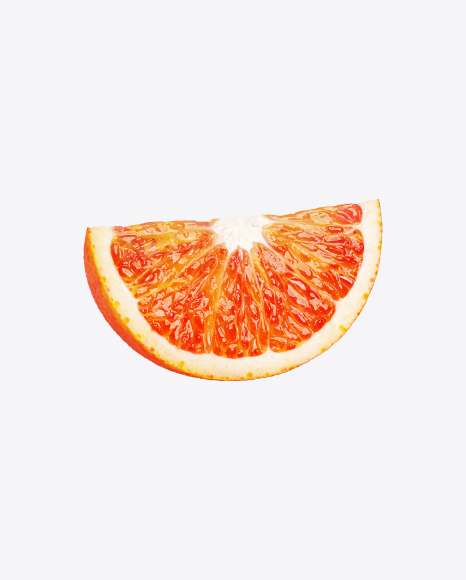 Red Orange Slice