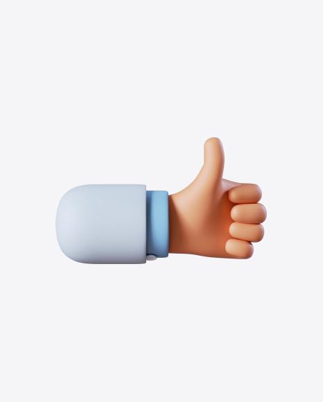 Doctor Hand Like Gesture