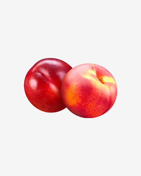 Two Nectarines
