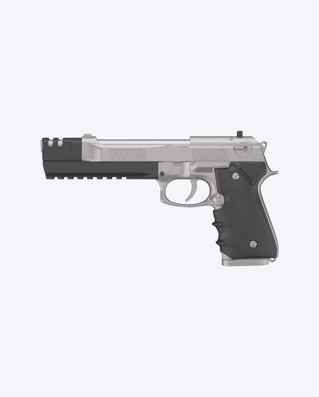 Steel Gun