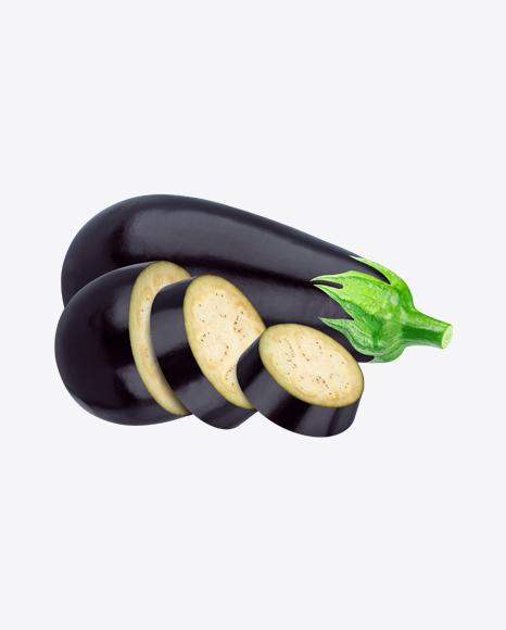Eggplant w/ Slices