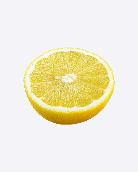 Half of Lemon