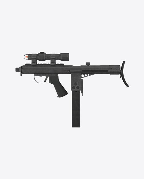 Sidewinder Submachine Gun