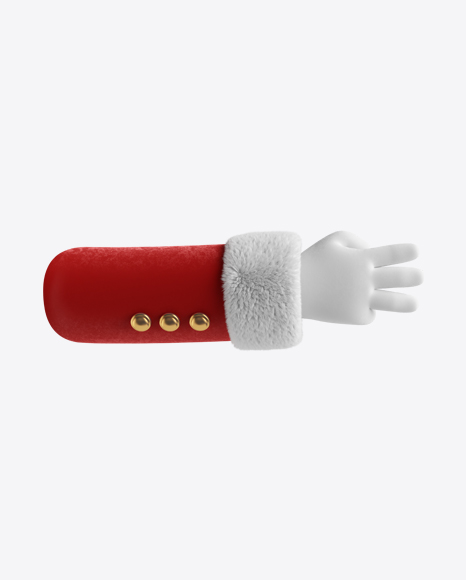Santa's Hand
