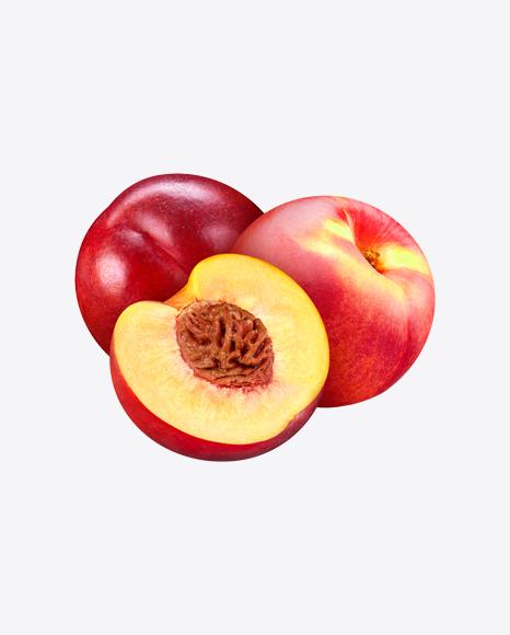 Two Nectarines & Half