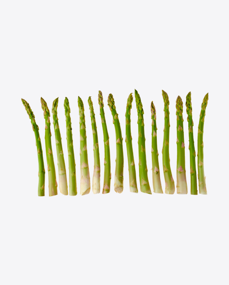 PNG Stems of Asparagus