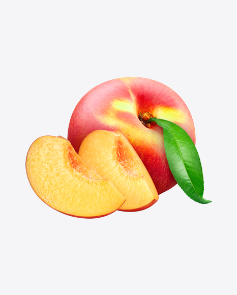Whole Nectarine & Slices