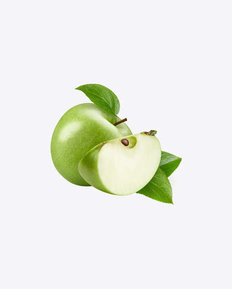 Green Apple w/ Slices