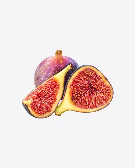 Fig Fruits Set