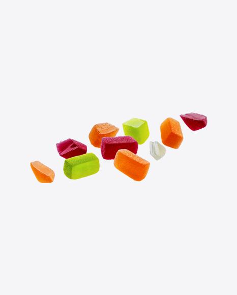 Marmalade Candies Set