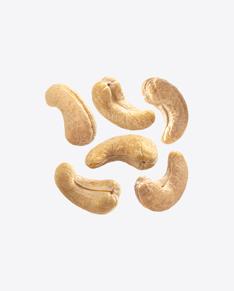 Cashew Nuts Set