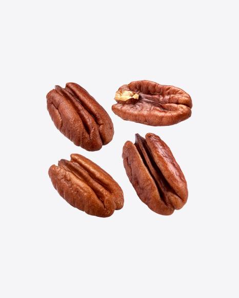 Pecan Nuts Set