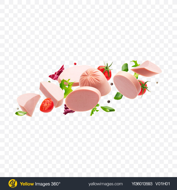Download Doctor's Sausage Set Transparent PNG on YELLOW Images