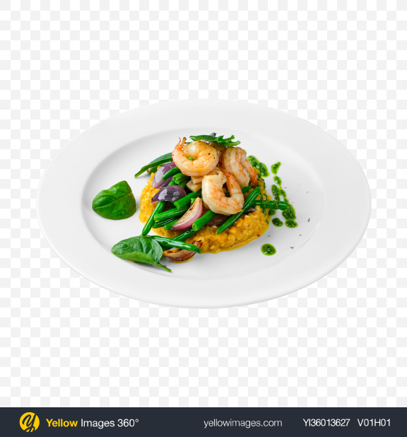 Download Shrimp Risotto Transparent PNG on YELLOW Images
