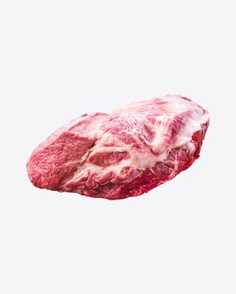 Raw Red Meat Piece