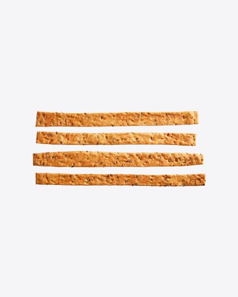 Crackers w/ Sesame Seeds