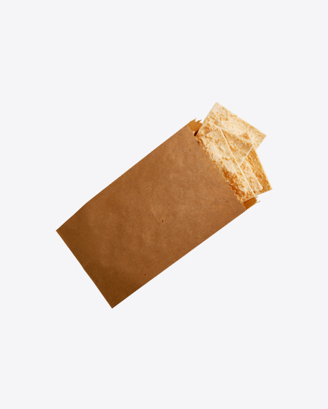 Crackers w/ in Kraft Bag