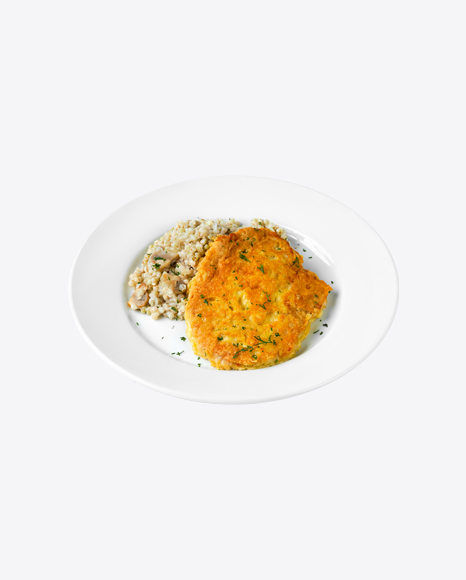 Pearl Barley w/ Roasted Meat