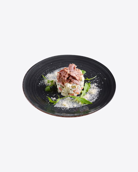 Olivier Salad w/ Meat